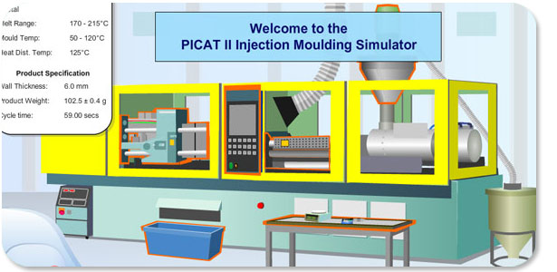 Polymer Training & Innovation Centre - PICAT II